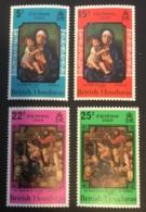 British Honduras - MNH** - 1969 - # 230/233 - British Honduras (...-1970)