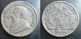 Zuid Afrikaanche Republiek AFRIQUE Du SUD Imitation 1 Pond 1896  Kruger Sovereign Token - Jetons En Medailles