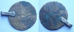 OUZBEKISTAN Emirat/Khanat De BUKHARA   Sayyid Alim Khan Pièce De 10 Tengas 1919  Montée - Uzbekistan