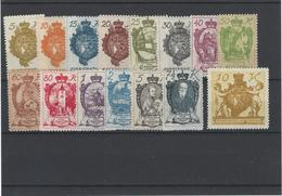 Liechtenstein ,nuovi MNH ,serie Completa ,splendida - Nuovi