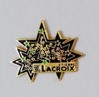 Pin's Feux D'artifices Etienne Lacroix - 47R - Autres