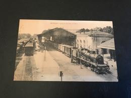 BEZIERS Quai De La Gare Du Midi - Beziers