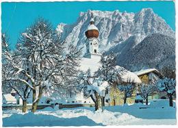 Ehrwald 1000 M, Tirol Mit Zugspitzmassiv  - (Austria) - Ehrwald