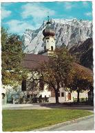 Ehrwald, Tirol 1000 M Mit Zugspitz-Massiv  - (Austria) - Ehrwald