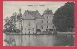 Haversin ( Ciney ) - Le Château - 1935  ( Voir Verso ) - Ciney