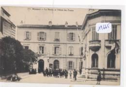 CPA - 19665-Monaco La Mairie Et L'Hôtel Des Postes-Envoi Gratuit - Monaco