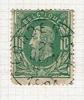 30  Obl  Sc  Londerzeel  + 8 - 1869-1883 Leopold II