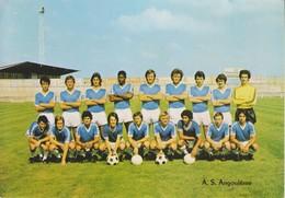 CP AS Angoulême - Saison 1972-73 Football - Angouleme