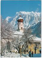 Wintersportplatz Ehrwald, 1000 M / Tirol Mit Zugspitze 2963 M  - (Austria) - Ehrwald