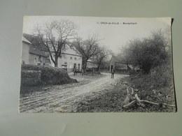 NIEVRE CRUX LA VILLE MONTPILLARD - Frankreich
