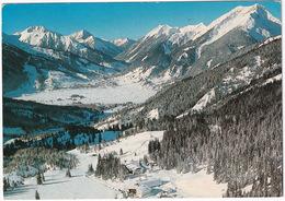 Skigebiet Ehrwalder Alm, 1493 M Mit Tiroler Zugspitztalkessel, Ehrwald Und Lermoos   - (Austria) - Ehrwald