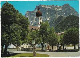 Ehrwald, 1000 M, Tirol Mit Zugspitzmassiv  - (Austria) - Ehrwald