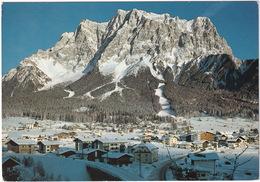 Ehrwald, 1000 M Mit Zugspitze, 2966 M - Tirol  - (Austria) - Ehrwald