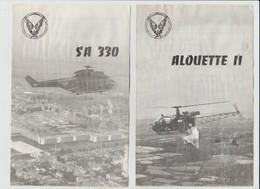 Brochures ALAT - Libri, Riviste & Cataloghi
