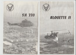 Brochures ALAT - Books, Magazines  & Catalogs