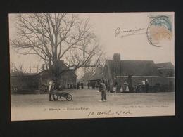 Ref5804 CPA Animée De Vibraye (Sarthe) Usine Des Forges Photo JB Le Mans Imp. Garreau 1904 - Otros Municipios