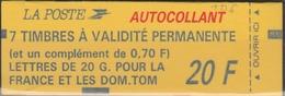 1503 C BRIAT COMPOS. VARIABLE - 0.70 S/ Bande Supérieure - Avec TD6-7 - Carnets