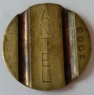 Jeton De Téléphone - ANTEL 1988 - URUGUAY - - Professionnels / De Société