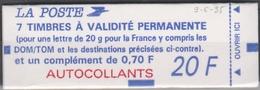 """1506a COMPOSITE BRIAT - """"A"""" Sans Accent - AVEC DATE 9.6.95 - Carnets"""