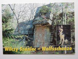 Headquarters A Hitler Gierloz About Ketrzyn Hitler Bunker - War 1939-45