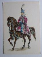 Uniform Duche De Varsovie / The Chief Commander's Adjutant /  Napoleon  / Polish Army - Uniforms
