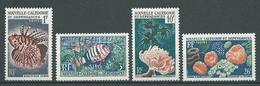 NOUVELLE-CALÉDONIE 1959 . Série N°s 291 à 294  . Neufs ** (MNH) - New Caledonia