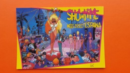 JOHN LODI.SHOWTIME,MISS DISCO ESPANA - Other Illustrators