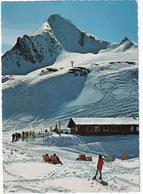 Gletscherbahnen Kaprun - Berghaus Gletscherbahn, Kitzsteinhorn, Schmiedinger-Gletscher  - (Austria) - Kaprun