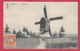 Aarschot - Windmolen - 1912 ( Verso Zien ) - Aarschot