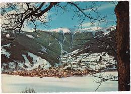 Wintersportgebiet  Zell Am See Mit Schmittenhöhe, 2000 M - Salzburger Land -  (Austria) - Zell Am See