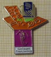 JO LILLEHAMMER 94  SKI ACROBATIQUE à Kanthaugen 1994 - Olympische Spelen
