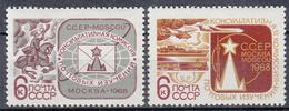 USSR - Michel - 1968 - Nr 3508/09 - MNH** - 1923-1991 USSR