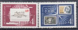 USSR - Michel - 1968 - Nr 3533/34 - MNH** - 1923-1991 USSR