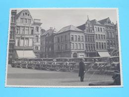 Ceremonie ( Huwelijk ) Met Oude Auto's & Auto Met Blikjes ( N° 16625 ) Anno 19?? ( Zie Foto >> 2 Foto's ) ! - Automobiles