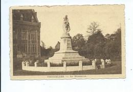 Courcelles Le Monument - Courcelles