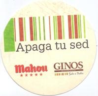 #D233-070 Viltje Mahou - Beer Mats