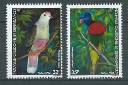 NOUVELLE-CALÉDONIE 1982 . N°s 462 Et 463 . Neufs ** (MNH) - Nouvelle-Calédonie