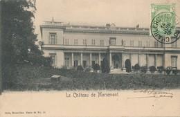 CPA - Belgique - Château De Mariemont - Morlanwelz