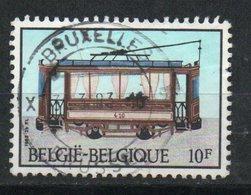 Ref: 1363. Bélgica. 1983. Tranvía. - Bélgica
