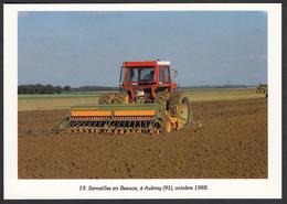 91 - AUBRAY - Semaille En Beauce - 1988 - France