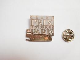 Beau Pin's En EGF , Grand Prix Historique De Paris , Sport Proto , Non Signé - Pin's
