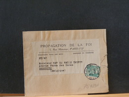 79/429A  BANDE DE JOURNAUX  1948 - 1945-54 Marianne (Gandon)