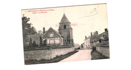 SAINT JEAN DE LA RUELLE ... L EGLISE - France