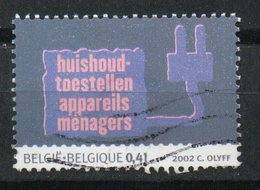 Ref: 1366. Bélgica. 2002. Electrodomésticos. Tostadora. - Belgium