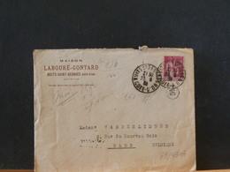 79/431A    LETTRE  FRANCE  1938  POUR LA BELG. - 1932-39 Vrede