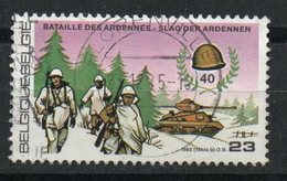 Ref: 1367. Bélgica. 1985. Batalla De Las Ardenas. - Bélgica