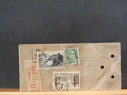 79/433A    DOC.  FRANCE   POUR LA BELG.  RECOMM.  1947 - Frankrijk
