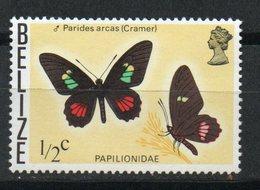 Ref: 1370. Belize. 1974. Mariposa De Beliza. Parides Areas. Nuevo *** - Belice (1973-...)