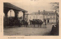 2877 Cpa Saint Amand Montrond - Cours Fleurus - Saint-Amand-Montrond
