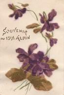 Militaria : Souvenir Du 159é Régt. Alpin  : ( 159é R;m. Cie H.R. - Secteur 47 ) Fait Main - Régiments
